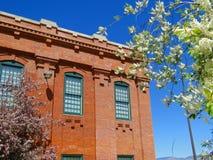 Электростанция с 1912 Стоковое Изображение