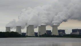 Электростанция сток-видео