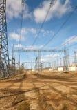 Электростанция Стоковая Фотография