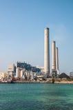 Электростанция HK Lamma Стоковое фото RF