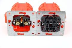 Электротехническое оборудование стоковое фото