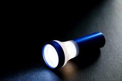 Электрофонарь в темноте Стоковая Фотография