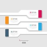 Элементы вектора для infographic стоковое фото rf