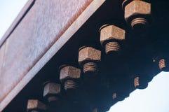 Элементы конструкции металла Стоковое Изображение RF