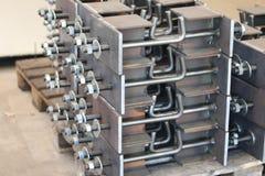 Элементы металла Стоковая Фотография RF