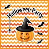 Элементы на хеллоуин Стоковое Фото