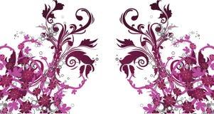 Элементы орнамента Стоковая Фотография
