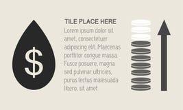 Элементы Infographic. Стоковые Фото