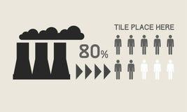 Элементы Infographic. Стоковые Изображения