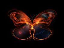 Элемент бабочки Стоковая Фотография RF