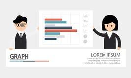 Элемент дела infographic/infographic/дизайн высоты качественный стоковое фото rf