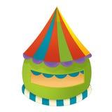 Элемент ярмарки - иллюстрация для детей Стоковые Фото