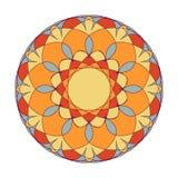 Элемент Guilloche декоративный также вектор иллюстрации притяжки corel иллюстрация вектора
