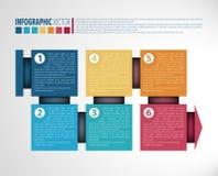 Элемент Infographics иллюстрация штока