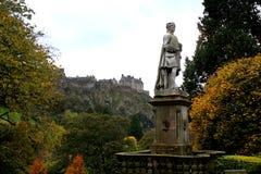 Эдинбург, Шотландия Стоковые Фотографии RF
