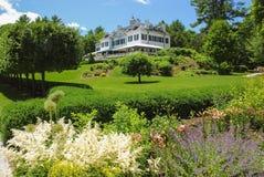 Эдит Wharton сады держателя Стоковое Фото