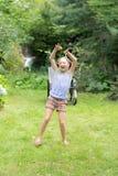 любимейшее лето сезона девушки Стоковая Фотография