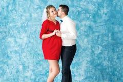 любить пар счастливый Стоковые Фото