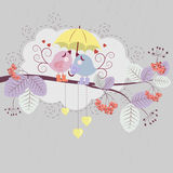 любить птиц Стоковые Фотографии RF