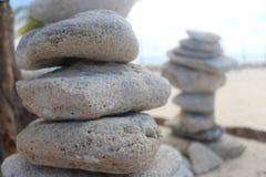 любить пляжа Стоковые Изображения