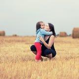 любить семьи счастливый Стоковое Изображение RF