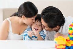 любить семьи стоковая фотография rf