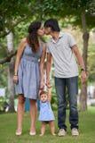 любить семьи Стоковые Изображения