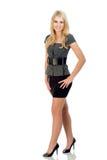 юбка способа предназначенная для подростков стоковая фотография rf