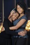 любящие сестры Стоковые Изображения RF