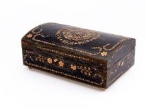 ювелирные изделия коробки старые Стоковое фото RF