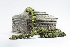 ювелирные изделия коробки Стоковая Фотография