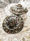 ювелирные изделия кристаллического стекла стоковая фотография rf