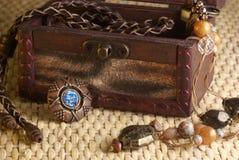 ювелирные изделия ретро Стоковая Фотография RF