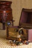 ювелирные изделия ретро Стоковая Фотография