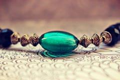 Ювелирные изделия женщин Стоковое Фото