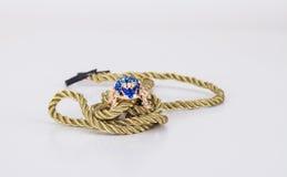 Ювелирные изделия - кольцо Стоковая Фотография