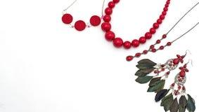 Ювелирные изделия для женщин Стоковая Фотография