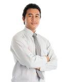 Юговосточые азиатские бизнесмены стоковая фотография
