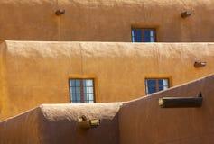 Юго-западная архитектура стоковые фото