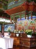 юг приятеля s seoul короля Кореи в июле 30 изменяя предохранителей Стоковые Изображения RF
