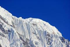 юг annapurna 2 близкий вверх Стоковая Фотография