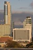 юг chicago городской Стоковые Фото