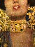 Юдифь и голова Holofernes Стоковое Фото