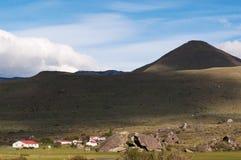 Южная Америка, Аргентина, Патагония, провинция Santa Cruz Стоковые Фото