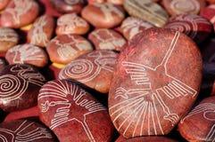 Южная Америка, Перу, линия Nazca Стоковая Фотография
