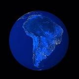 Южная Америка Стоковые Фото
