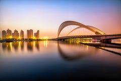 Южная Африка и центральный мост Стоковое Изображение
