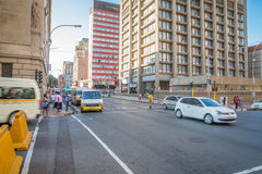 Южная Африка - Йоханнесбург Стоковое Изображение RF