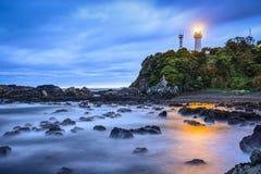 Южная оконечность острова Хонсю, Японии стоковая фотография rf