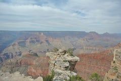 Южная оправа, гранд-каньон Аризона стоковые изображения rf
